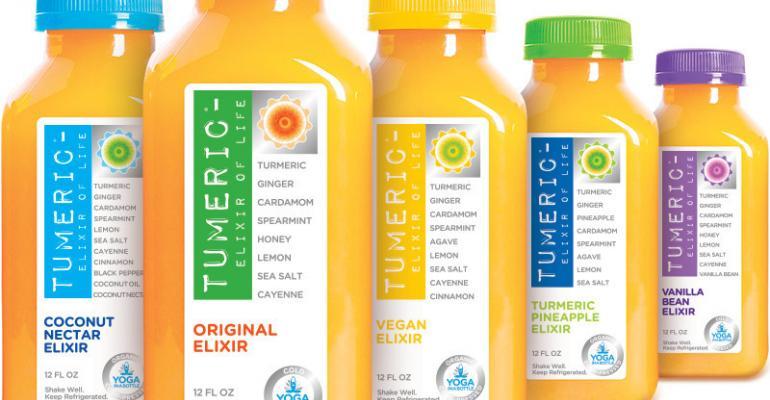 Tumeric–Elixir of Life rebranded as Temple Turmeric