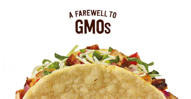 Chipotle paves way for non-GMO food service