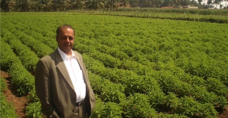 Sabinsa expands herb cultivation program