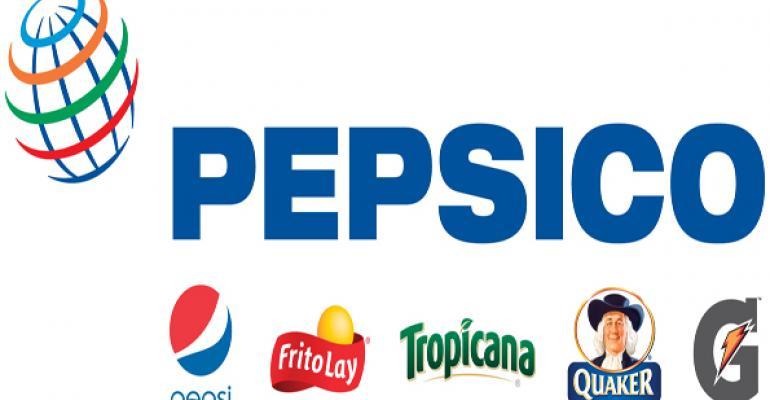 PepsiCo grows organic revenue in Q1