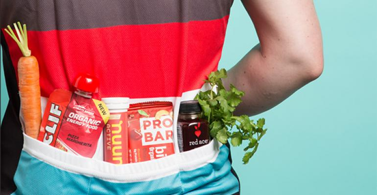 A new look for sports and endurance products