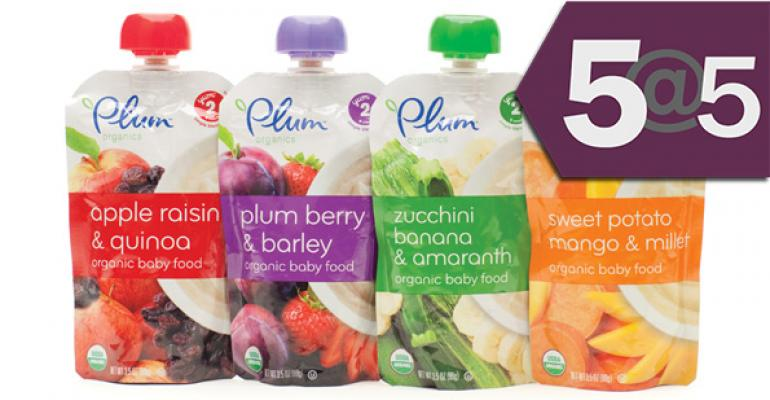 5@5: Non-GMO Project responds to reports of USDA seal | Plum Organics, Gerber accused of deceptive labeling