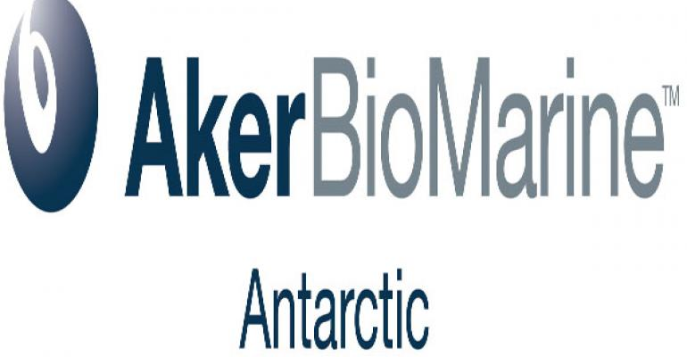 Aker unveils new claims, markets & partnership at Vitafoods