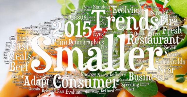 7 restaurant trends grocers need to know