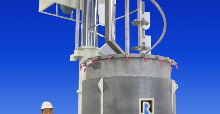 Ross debuts VersaMix multi-shaft mixer
