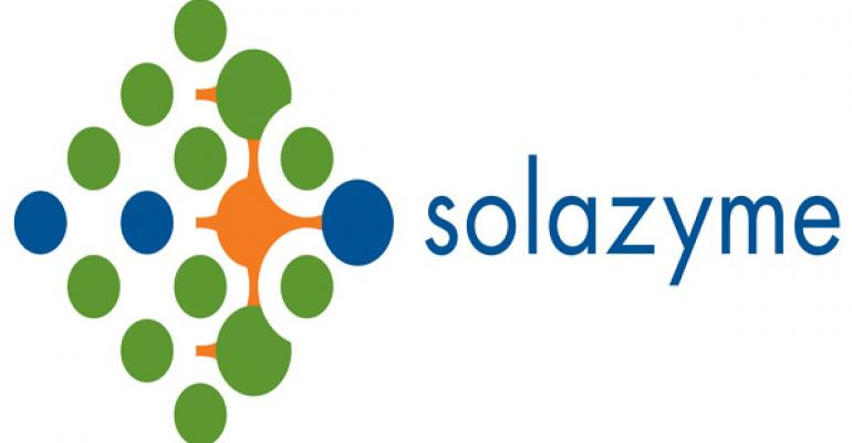 Solazyme product revenue up 20%