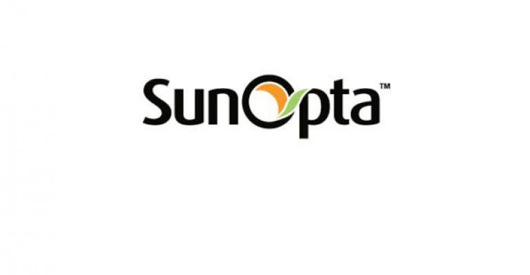 SunOpta receives first non-GMO verification from USDA