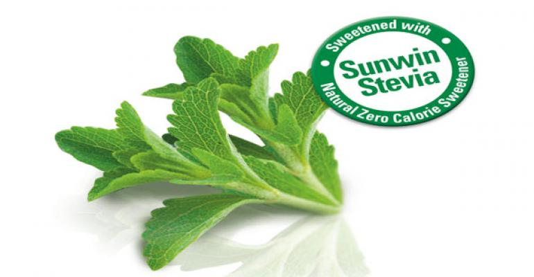 Sunwin Stevia receives $3.2m order from WILD Flavors