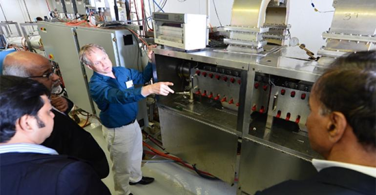 Microwave system eliminates need for excess salt and additives