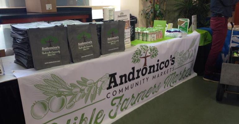 Andronico's Community Markets welcomes new fitness-minded CEO