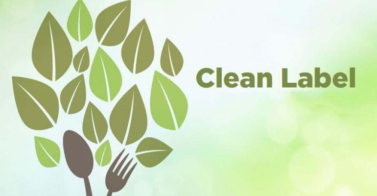 Clean Label graphic
