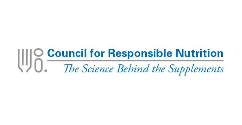 Council for Reesponsible Nutrition