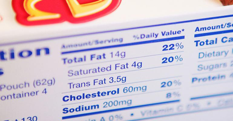 Why are trans fats so evil?