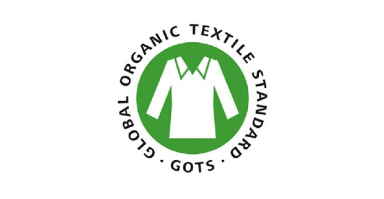 Global Organic Textile Standard (GOTS) facilities increase 18 percent in 2014