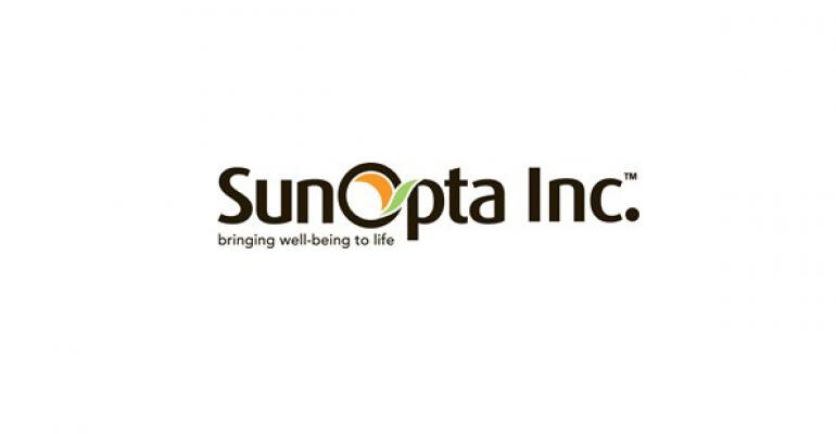 SunOpta buys organic frozen fruit supplier Sunrise Growers