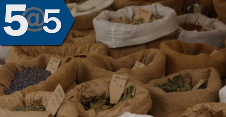5@5: Fair trade produce imports jump 26%   Marketing non-GMO