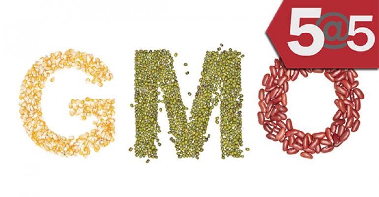 5@5: U.S. non-GMO food sales reportedly reach $200B   SunOpta acquires organic fruit snack maker