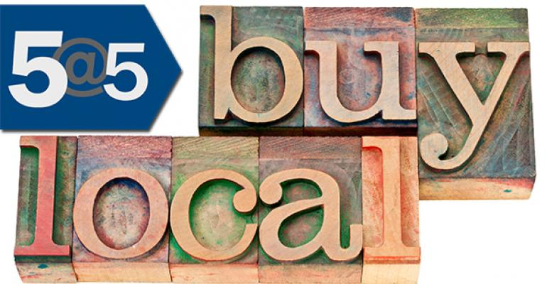 5@5: Is 'local' the new 'natural'? | Big Food finds hands-off approach to natural acquisitions works best