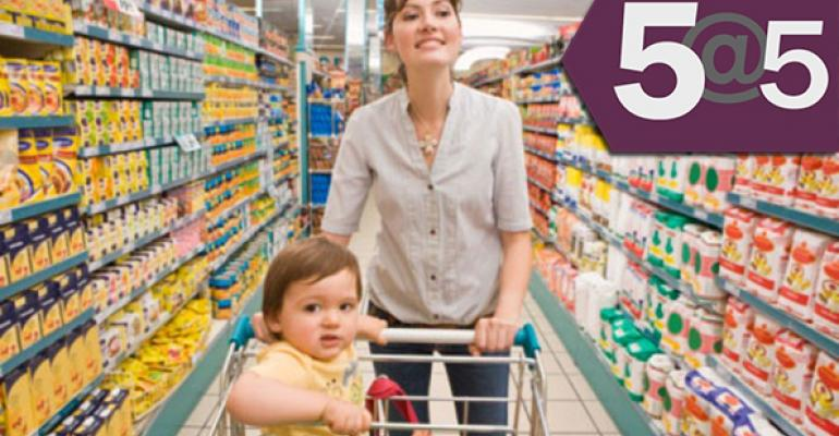 5@5: Mom bloggers and the food industry   Will RNA spray be the next big GMO debate?