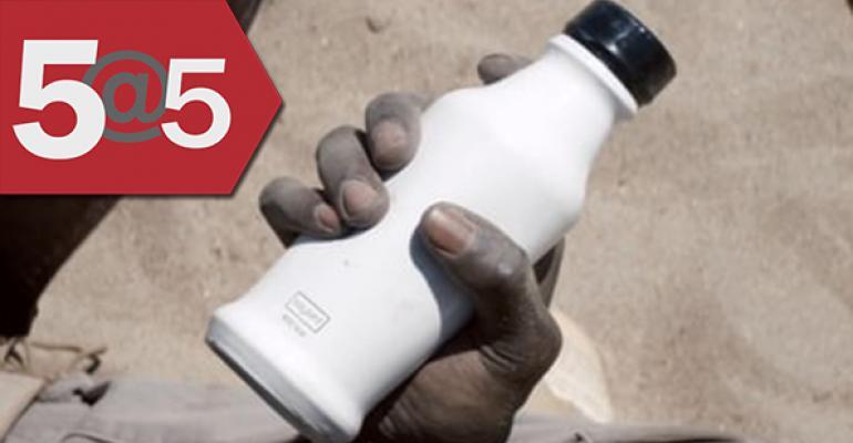 5@5: Soylent refutes claims it violates CA labeling law | Pumpkin Spice Lattes to return sans caramel coloring