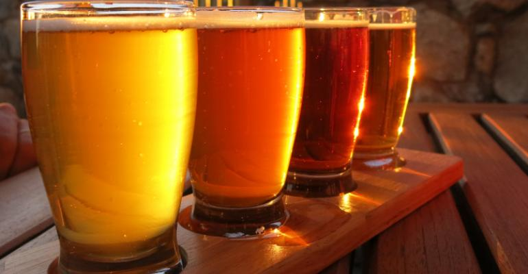 Whole Foods Market brewery serves up first craft beers