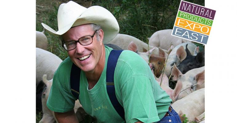 For Joel Salatin, transparency trumps all the buzzwords