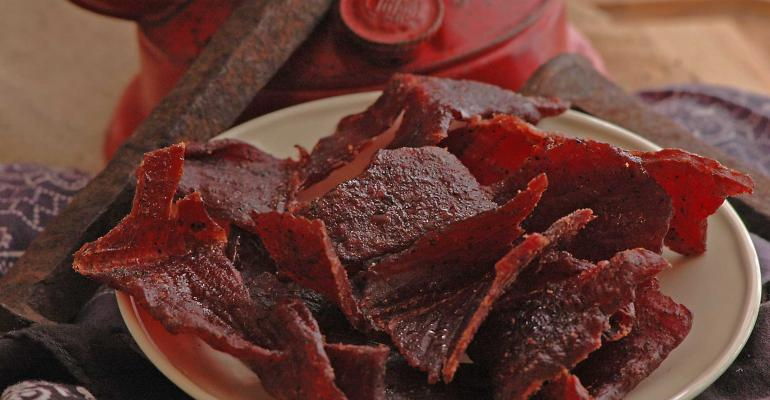 Protein positioning helps meat snacks maintain momentum