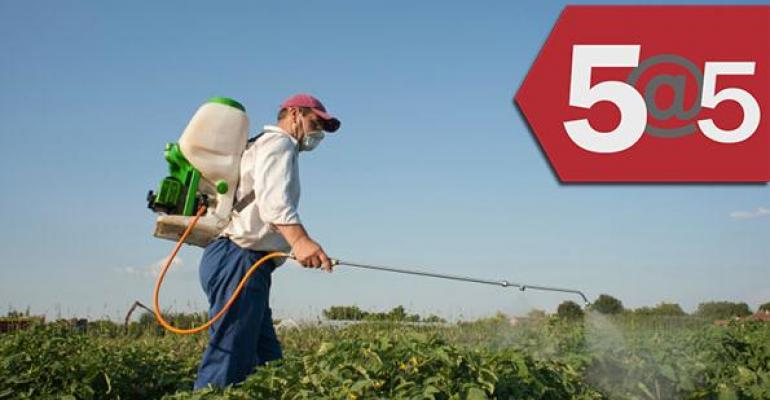 5@5: Court backs Bayer in FTC probiotic claims case | EPA overhauls pesticide rules for farms