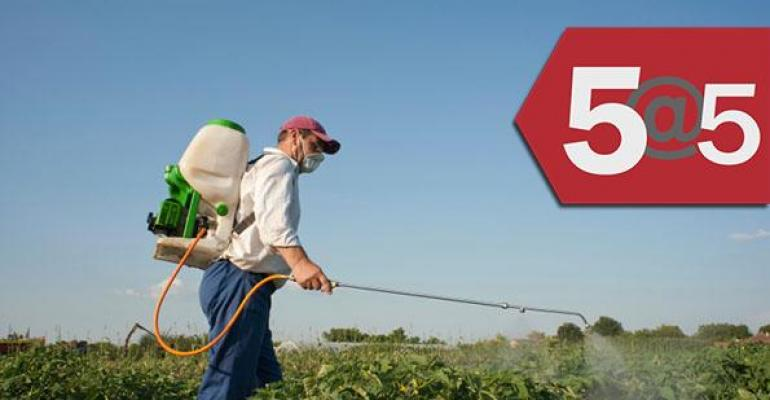 5@5: Farmworker lawsuits claim Roundup caused cancer | Hemp thrives in Kentucky