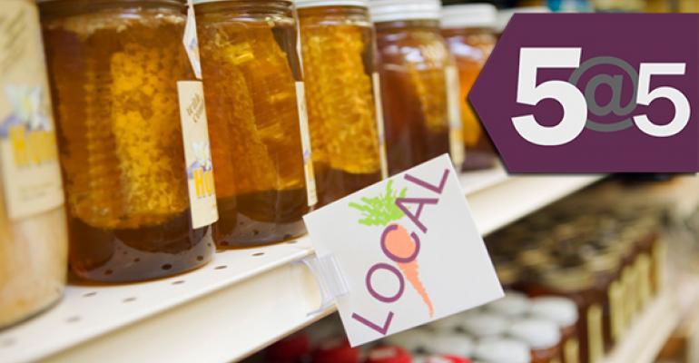 5@5: Universities embrace local food | Study: Weak link between food deserts and obesity