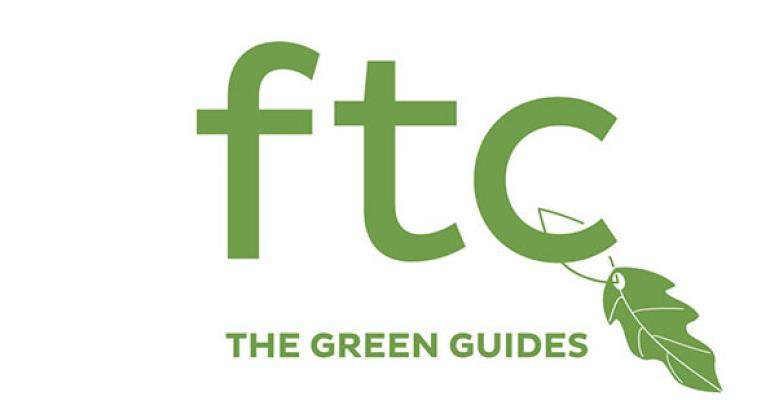 Federal Trade Commission Green Guides