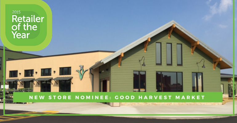 Good Harvest Market invests in 'third place' with new store