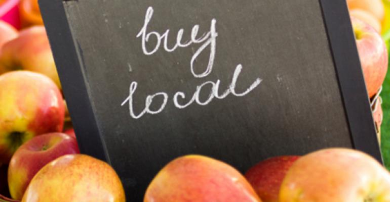 Survey: Large grocery chains don't stock or promote enough local food