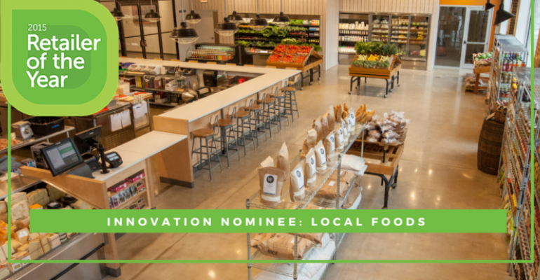 Local Foods Retailer of the Year nominee
