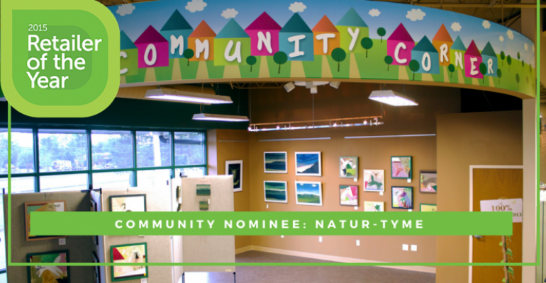 People and community come first at Natur-Tyme