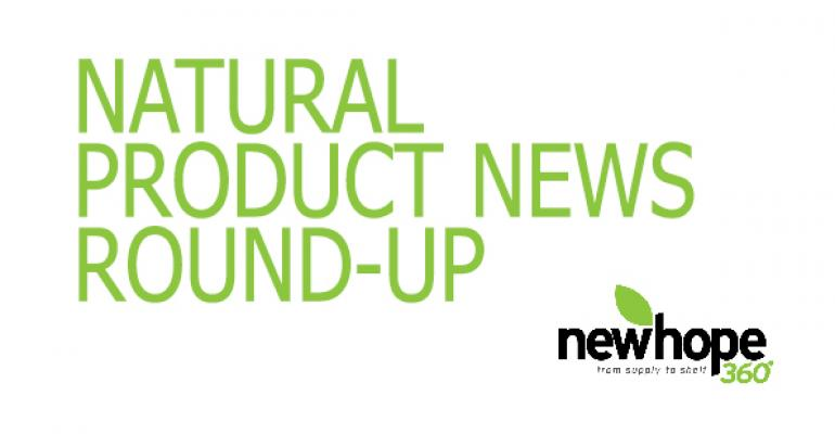 Natural product company news of the week - October 25