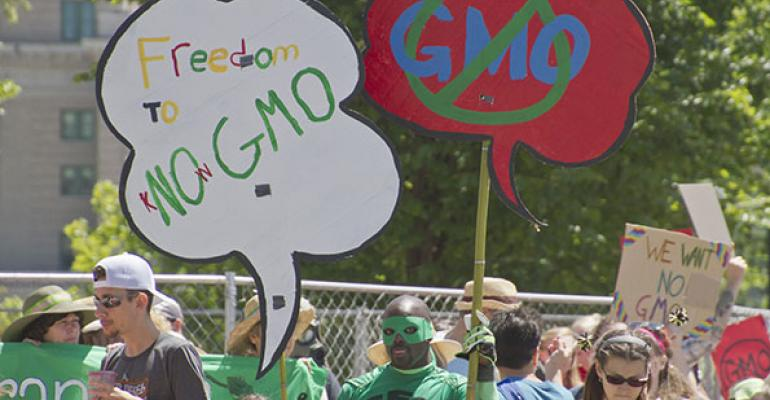 NonGMO demonstration