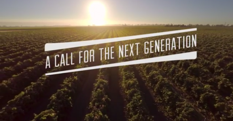 [video] Clif Bar highlights importance of young farmers