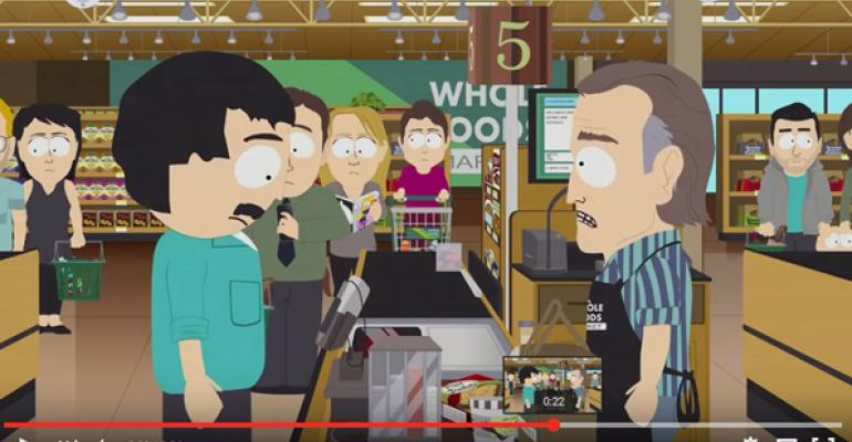 don t get caught in south park s whole foods checkout charity
