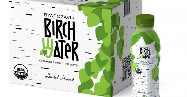Birch of the next super drink