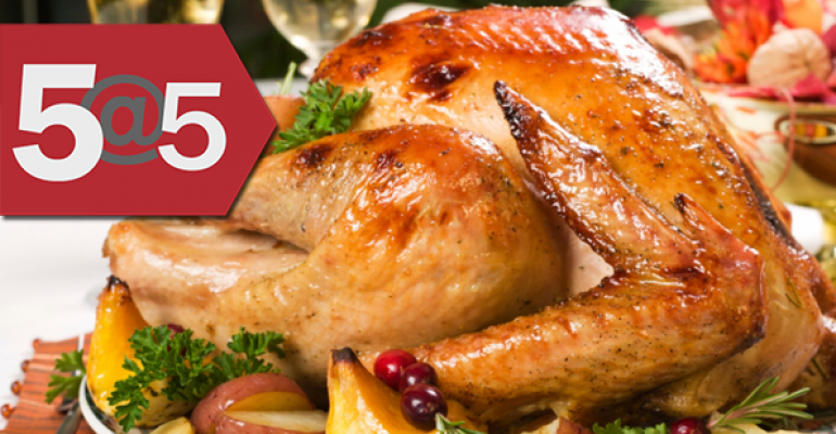 5@5: Shoppers gobble up meaningless turkey claims | Cuckoo for cocoa supps