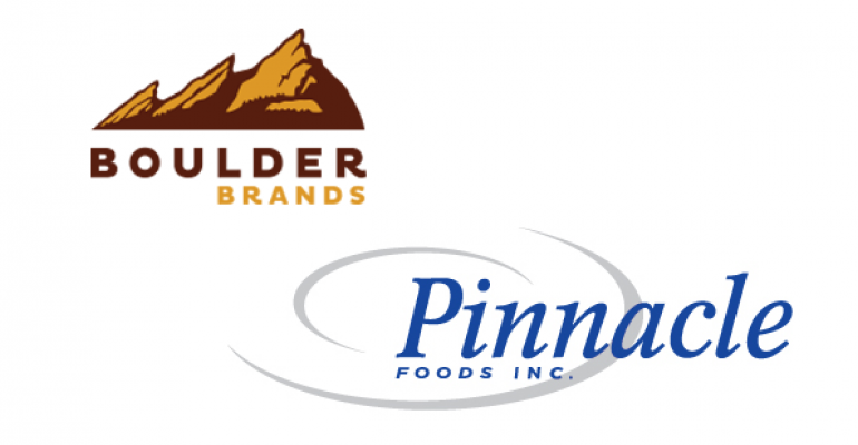 Brand and business strategy key to Pinnacle's Boulder Brands acquisition