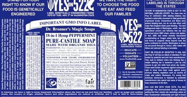 Dr. Bronner's becomes a Certified B Corp and Benefit Corporation
