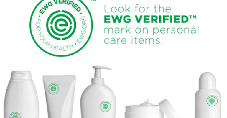 EWG Verified strives to empower consumers, challenge cosmetics 'status quo'