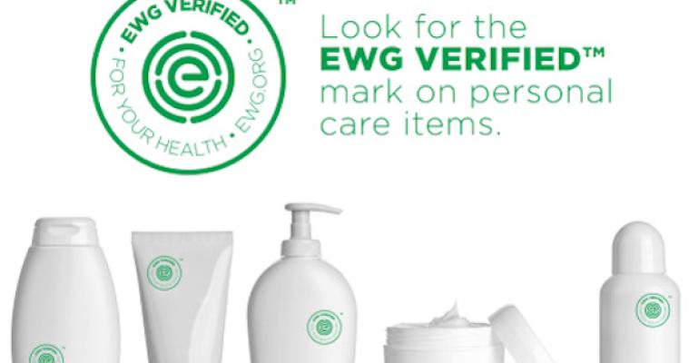 EWG Verified strives to empower consumers, challenge cosmetics 'status quo'