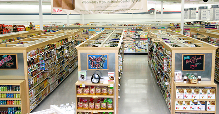 Hy-Vee capitalizes on health food store model within conventional walls