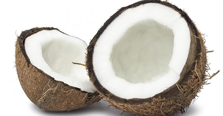2016's flavor of the year? Firmenich says coconut