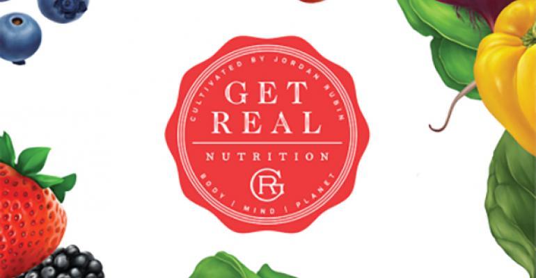 Get Real Nutrition logo