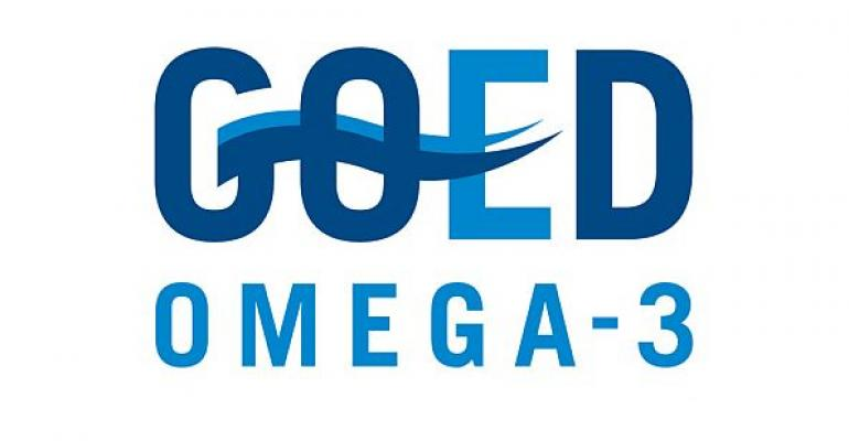 GOED updates voluntary omega-3 monograph