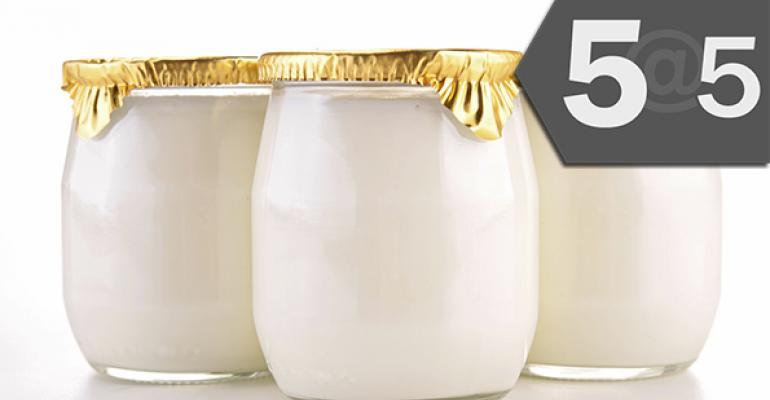 5@5: Food waste in the Shark Tank | Legal battle emerges in the yogurt aisle